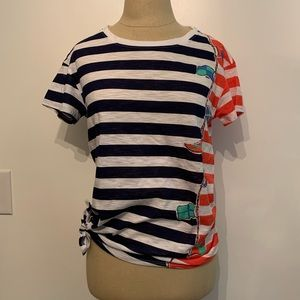 Lilly Pulitzer Nautical Tee